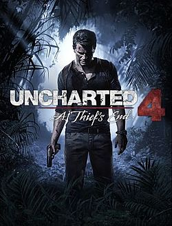 Voice over for Uncharted 4 video game on Playstation