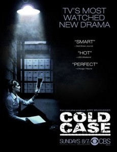 Cold Case Jeremy Glazer actor Steve Weigan guest star TV television CBS primetime