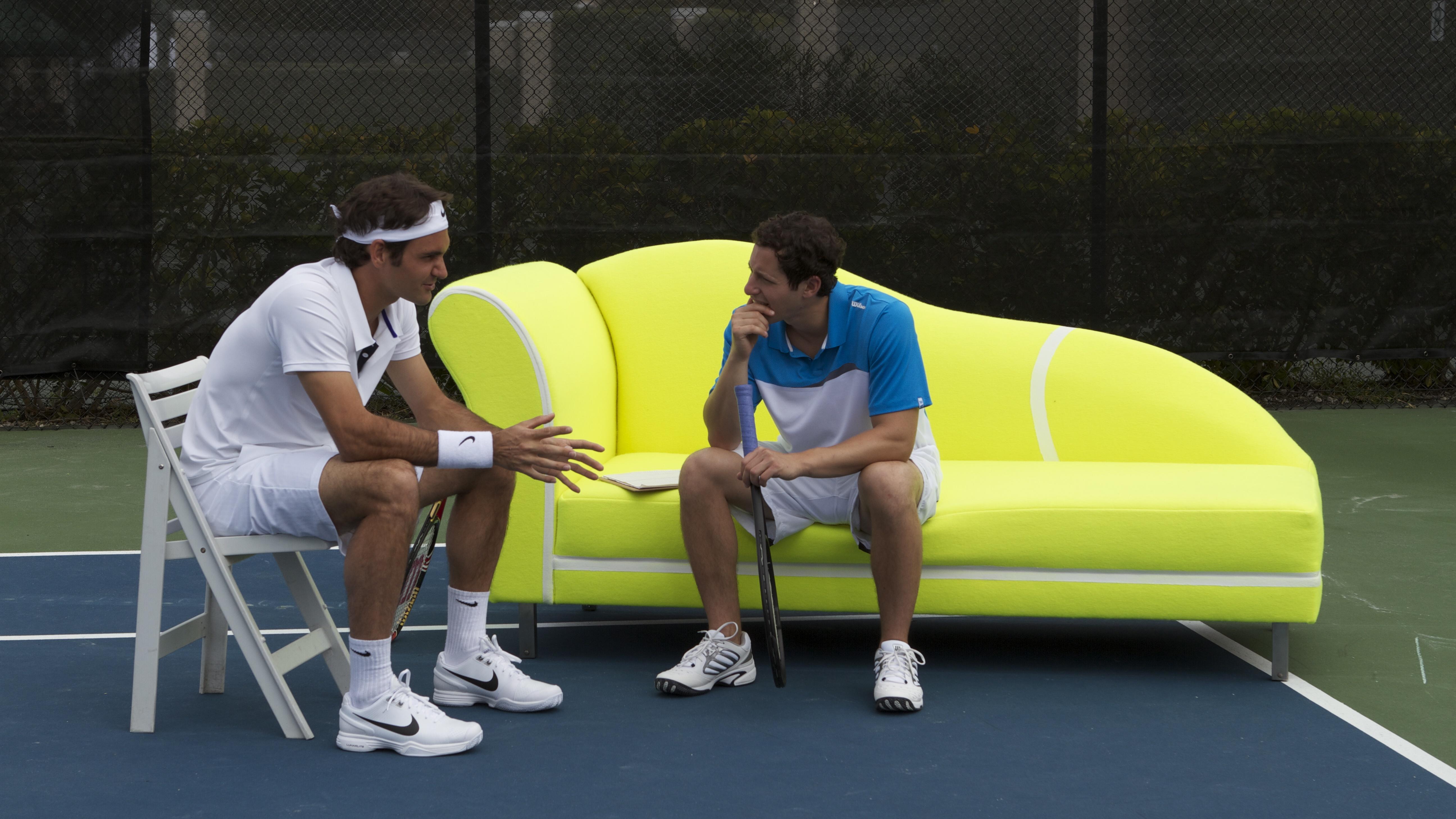 Wilson Roger Federer Commercial
